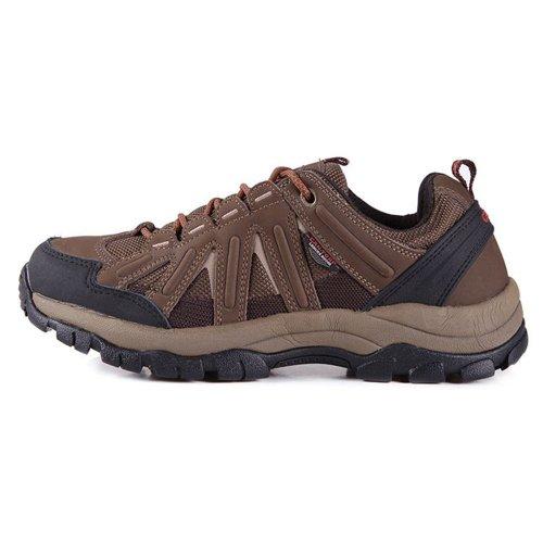 CAN.TORP 骆驼 户外鞋休闲防滑鞋 秋冬徒步鞋男运动户外登山鞋D13061