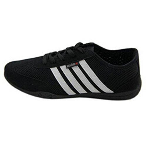 双星 运动鞋男女鞋情侣款透气鞋网面鞋休闲鞋BT688