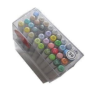 """3,法卡勒色彩专门提供了""""0""""号无色墨水马克笔,方便设计师在手绘"""