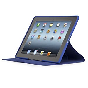 Speck 思佩克 SPK-A1200 iPad case New iPad MagFolio(宝蓝)