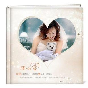 ...照片书   婚纱照相册模板设计图   宝宝百日宴满月婚纱照生日...