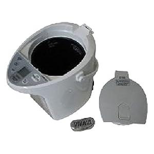 松下高档型电热水瓶nc-phu301(银白色)