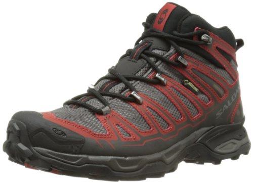 Salomon 萨洛蒙 徒步系列 男 徒步鞋SHOES X ULTRA MID GTX® ATOB/FLEA/ATOB 355575