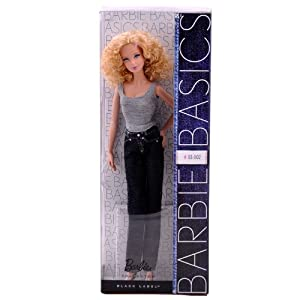 Barbie芭比娃娃-珍藏版芭比经典牛仔系列 T5142T7741