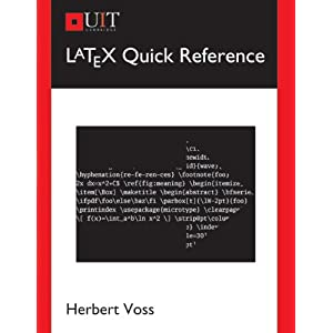 latex 英文论文模板