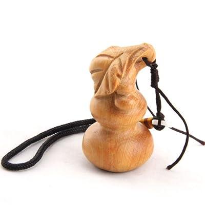 一生一木 天然红豆杉手把件/木雕工艺品