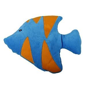 fashy 热带鱼卡通外套热水袋 6550 蓝色 0.8l 德国原装进口图片
