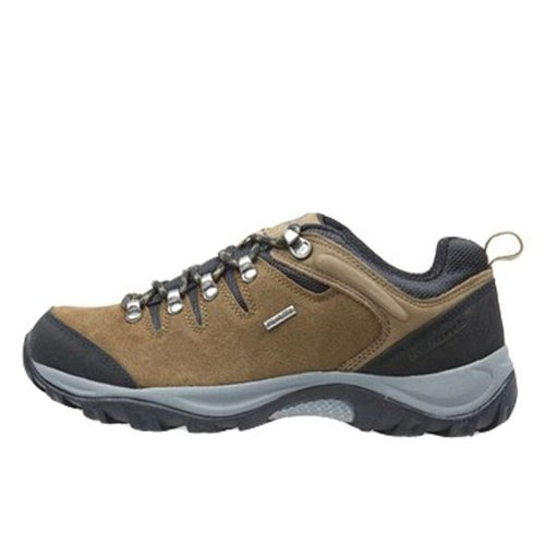 Kolumb 哥仑步 男子户外低帮耐磨防滑徒步鞋 303333 绿色