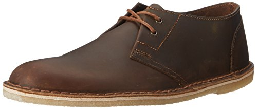 Clarks Men's Jink Oxford, Beeswax, 7.5 M US