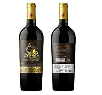 龙船将军干红葡萄酒 75CL
