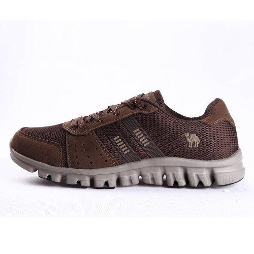 Can·Torp 特价专柜正品 骆驼户外鞋登山鞋徒步休闲男鞋 网布防水透气鞋D11161