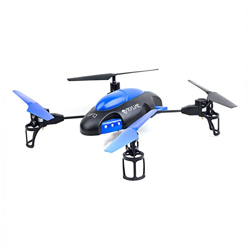 4g四旋翼飞行器 可空中翻滚 室外抗风遥控飞机 mx7212-0004 蓝色魅影