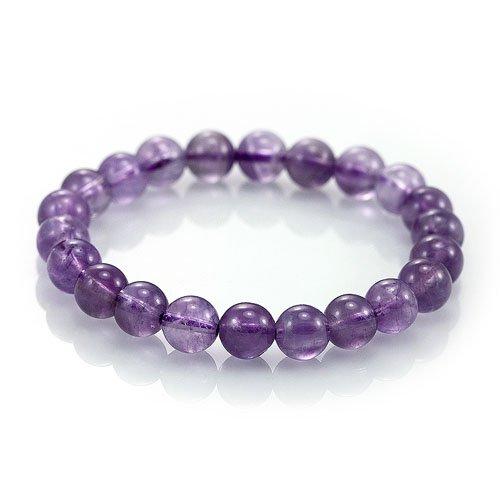 王廷珠宝 紫水晶手链 紫来顺-图片