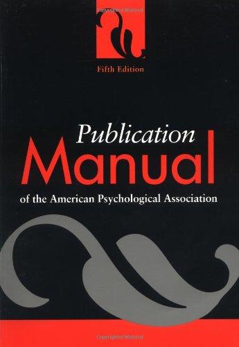 erican Psychological Association