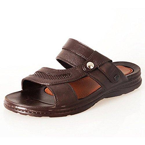 回力 凉拖鞋夏季透气舒适休闲男鞋经典两用鞋厚底耐磨沙滩鞋3293