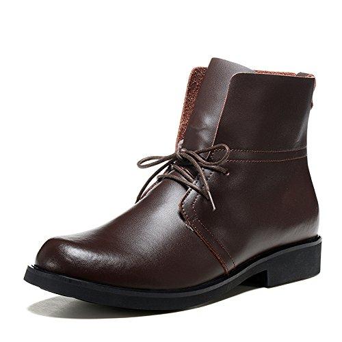 Unbeaten 型男超酷个性 休闲鞋 马丁靴 骑士靴 真皮靴 男靴 军靴 时装靴 高帮靴 棉靴 加毛保暖雪地靴 工装靴 男鞋