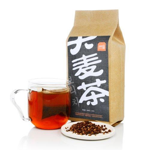 简品100 原味养胃大麦茶  袋泡茶 养生茶叶-图片