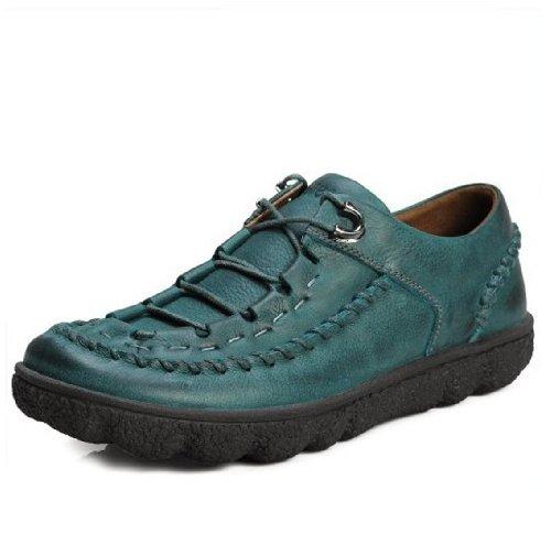 Serene 西瑞 秋冬新款 男保暖军靴英伦时尚男鞋舒适皮鞋男低帮鞋