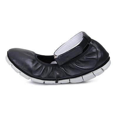 时尚休闲运动鞋女真皮女鞋