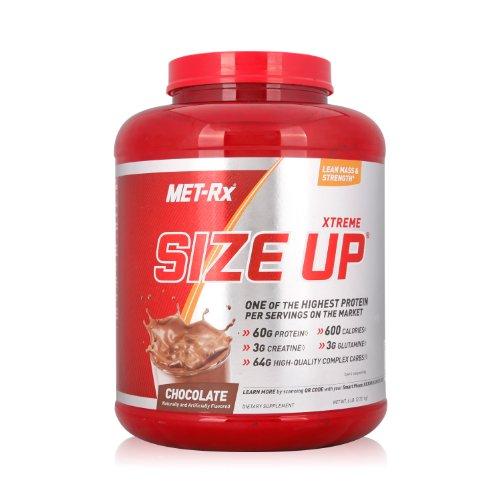 MET-Rx 美瑞克斯 Size Up营养粉固体饮料(巧克力味)2721g(进口)-图片