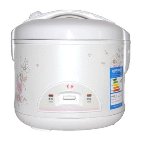 Galanz格兰仕 机械版电饭煲A501T-30Y26(特有可拆洗分离式破泡器 优质电子精确操作,自动炊饭控制)两种批次随机发货-图片