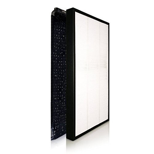 松下空气净化器 套装滤网 集成+除臭(F-ZXFP35C+F-ZXFD35C)适用于松下空气净化器 F-PDF35C F-PXF35C-图片