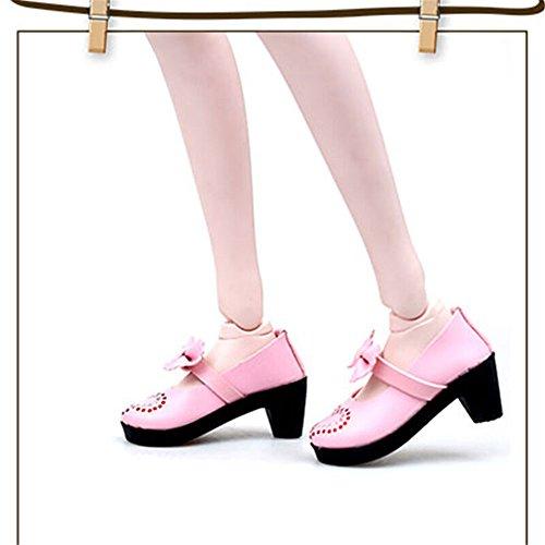 商品叶罗丽 精灵梦叶罗丽仙子娃娃鞋子高跟鞋运动鞋 改妆换妆配件图片