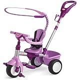Little Tikes 小泰克 3合1推行三轮车 紫色