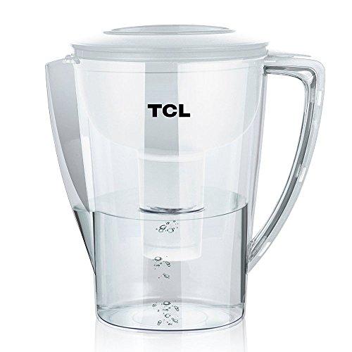 TCL TJ-HC103B 复合滤芯净化水壶:亚马逊:厨