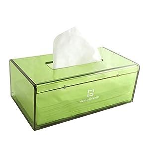 hg纸巾抽亚克力抽纸盒时尚收纳餐巾纸muji无印良品emoi基本生活风图片