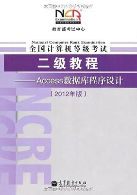 教育部考试中心•全国计算机等级考试2级教程:Access数据库程序设计.pdf