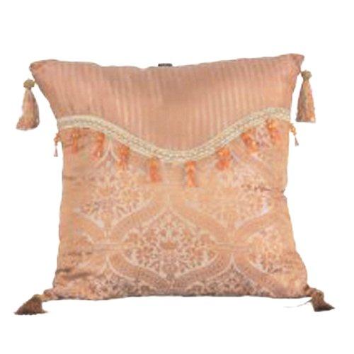 白金汉buckingham现代简约舒适抱枕bb6008 淡棕色花纹