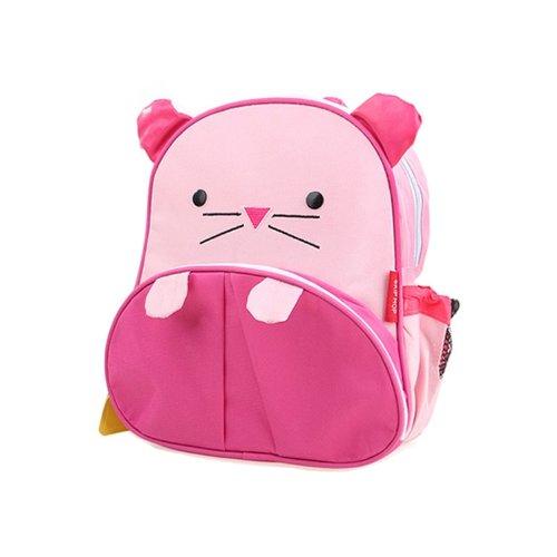 韩版牛津布卡通动物造型儿童书包 双肩背包 幼儿园宝宝卡通小书包 (小