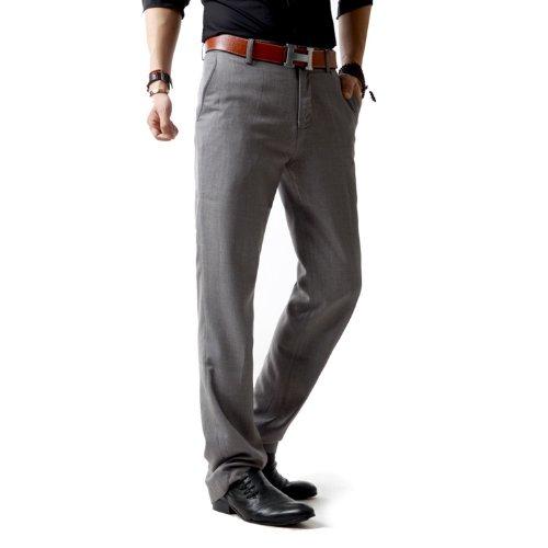 LIHOMME 时尚商务免烫精品西裤 仗剑 男式 CY165