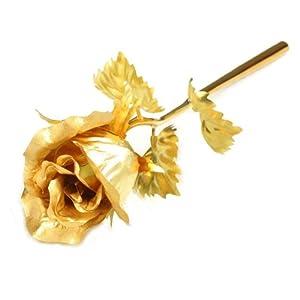 天緣 24K金箔玫瑰 (含苞待放款)