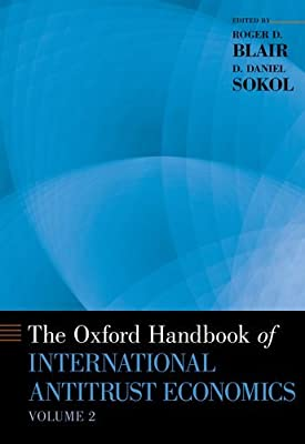 The Oxford Handbook of International Antitrust Economics: Volume 2.pdf