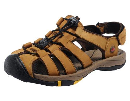 DEEWAHUA 2014夏季新款 包趾男子时尚休闲凉鞋沙滩鞋 9075