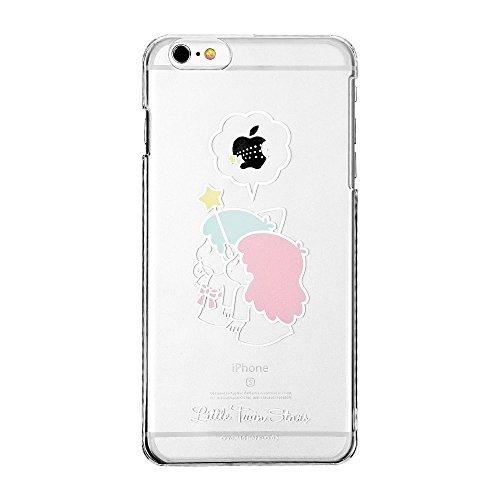 5寸透明苹果手机壳手机保护套动漫卡通苹苹手机套硬壳手机壳套可爱果电镀膜图片