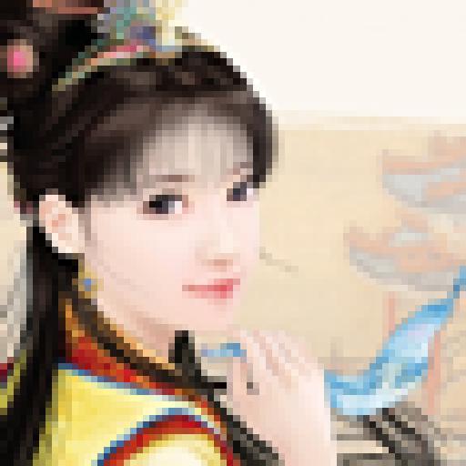 手绘古典美女动态桌面-亚马逊应用商店-亚马逊中国