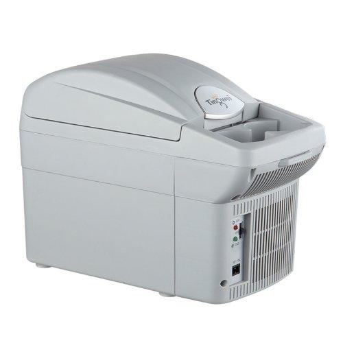 婷微 cb-08b 6l车载冰箱 母乳胰岛素冷藏车家迷你小冰箱 保温箱 6-10l