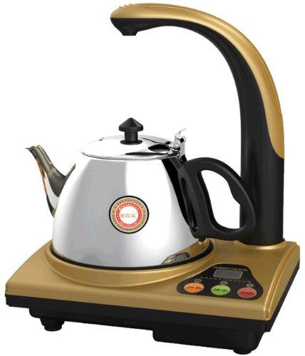 回至 雅得福 自动上水电热水壶 加水抽水烧水器电茶壶 随手泡茶具 d13