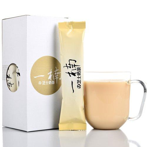 买就 送缤纷装奶茶  简品100芝士奶茶 香味飘飘 西式奶酪 乳酪奶茶粉-图片