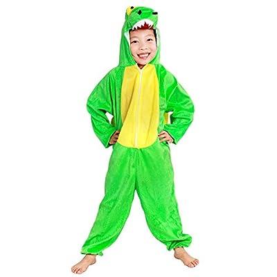可爱卡通动物服装衣服 动物演出服装道具 恐龙动物服装 (l码身高115c