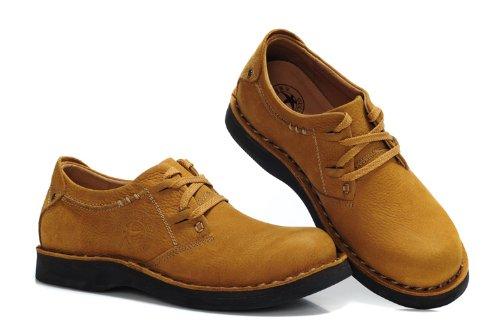Guci heaven 英伦风时尚型男最爱 柔软真皮舒适透气休闲鞋 头层牛皮 男士商务男鞋