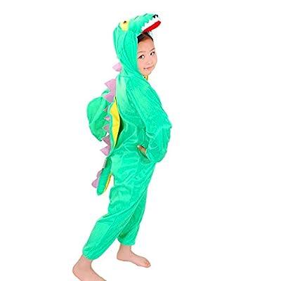 可爱卡通动物服装衣服 动物演出服装道具 恐龙动物服装 (l码身高115cm