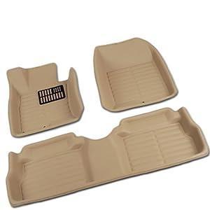 现代伊兰特悦动途胜朗动ix35索纳塔八代专用大包围汽车脚垫 现代途胜