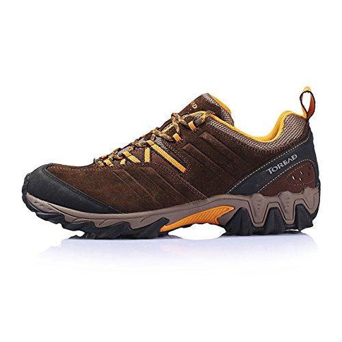 Toread 探路者 男鞋秋冬户外登山鞋徒步鞋户外鞋运动鞋旅游鞋TFAC91807代