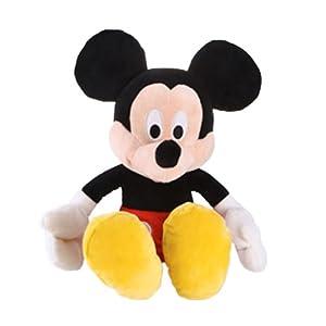 disney 迪士尼 卡通经典米奇 益智布偶娃娃玩具毛绒公仔 yt6539-0029