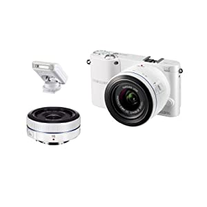 SAMSUNG 三星 NX1000 微型单电双镜头套机 ¥2999