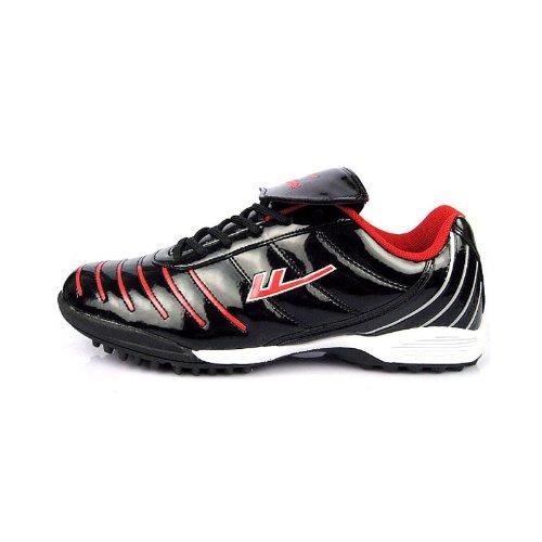 Warrior 回力 新款足球鞋WF100镜面太空革足球鞋男士运动鞋足球鞋